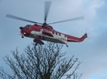 RNLI Helicopter