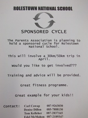 Sponsored Cycle