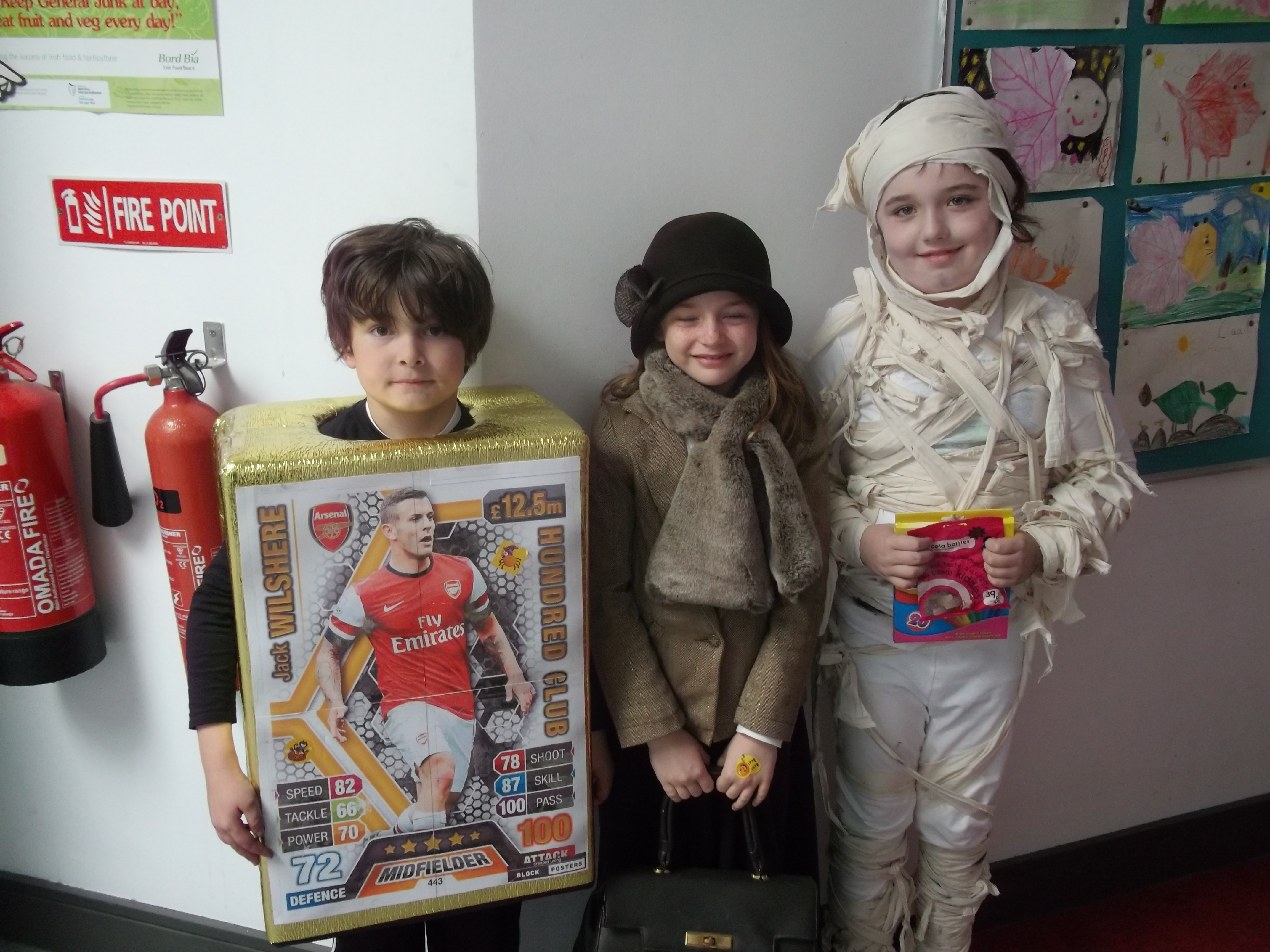 Creative home-made Halloween costumes  sc 1 st  Rolestown National School & Creative home-made Halloween costumes | Rolestown National School