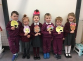 Junior Infants 2017 - 2018