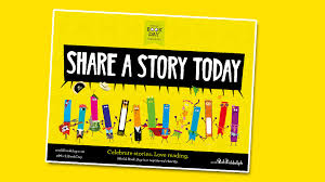 world book day share a story